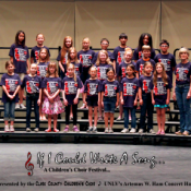 Las Vegas Day School Honor Choir