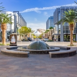 Downtown Summerlin Fountain Overall