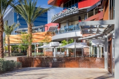 Downtown Summerlin Metal Fence - AD/S Companies