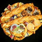 Luk's Soft Pretzels - Party Platter