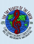 CCCC For The Beauty of the Earth Festival T-Shirt