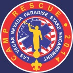 Camp Rescue Patch Artwork Small