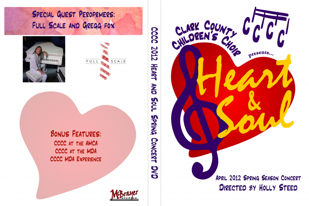 CCCC 2012 Heart and Soul case