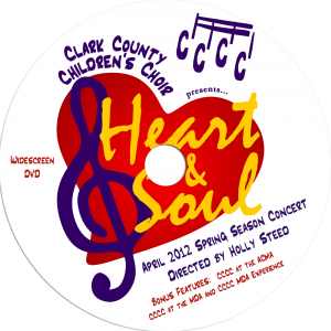 CCCC 2012 Heart and Soul disk