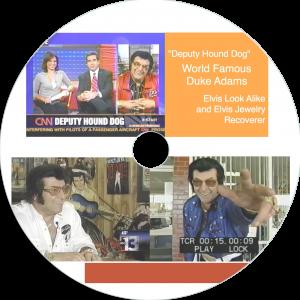 Deputy Hound Dog Disk