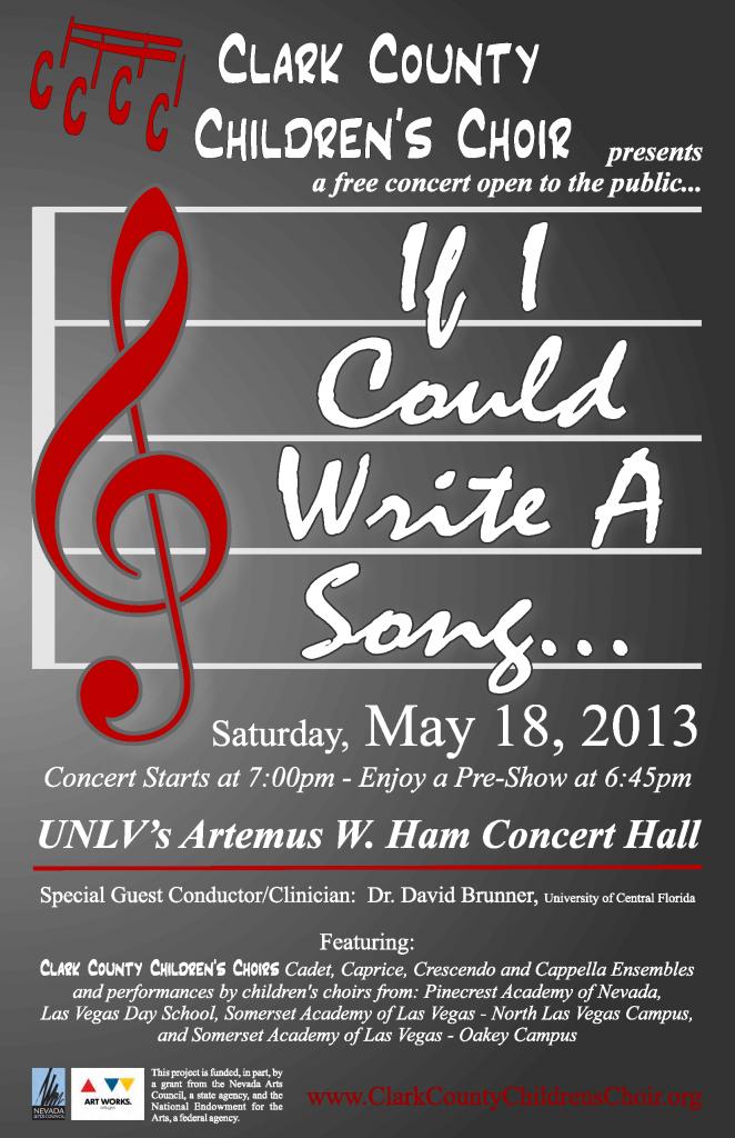 CCCC Spring 2013 Promo Poster