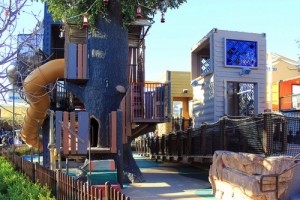 The Downtown Container Park Play Area