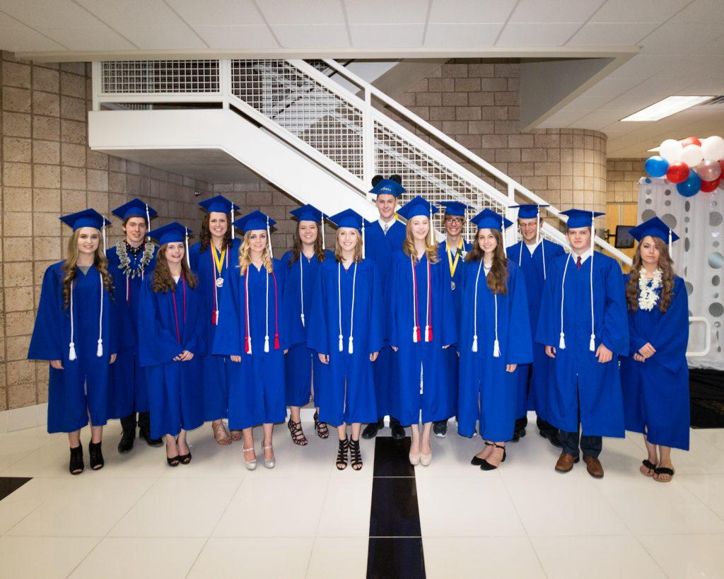 LANV Graduating Class of 2017