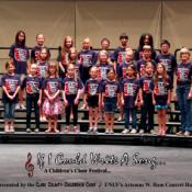 Las Vegas Day School Honor Choir