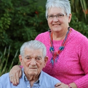 Lee and Linda Huntsman - Photo 2012